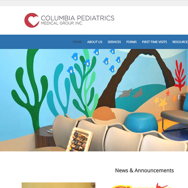 Columbia Pediatrics
